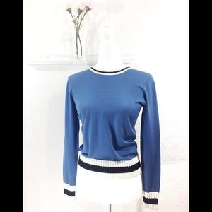 Michael Kors Blue Sweater